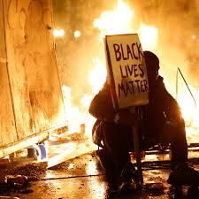 BLM riot